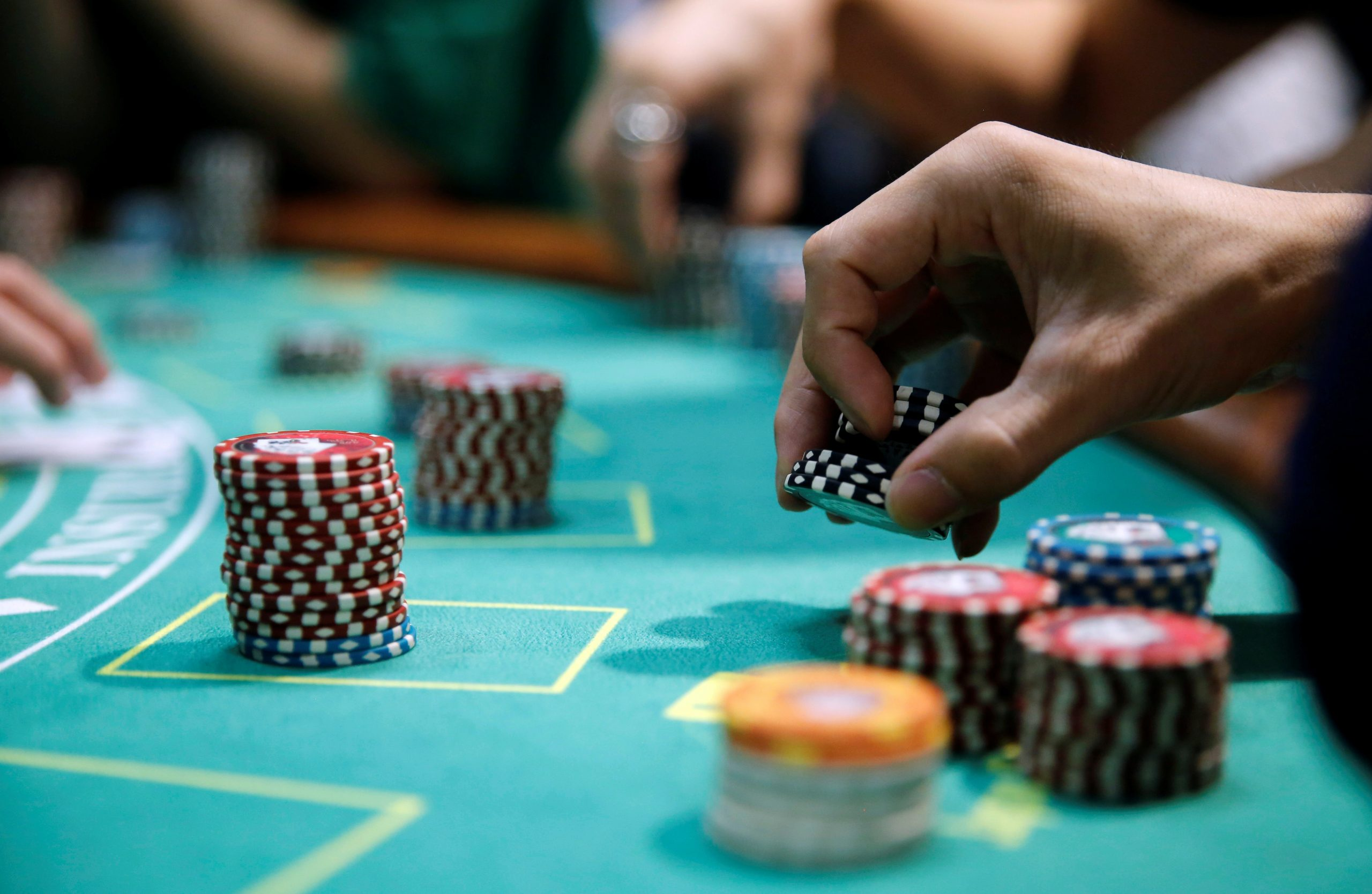 The Way To Poker - Betting