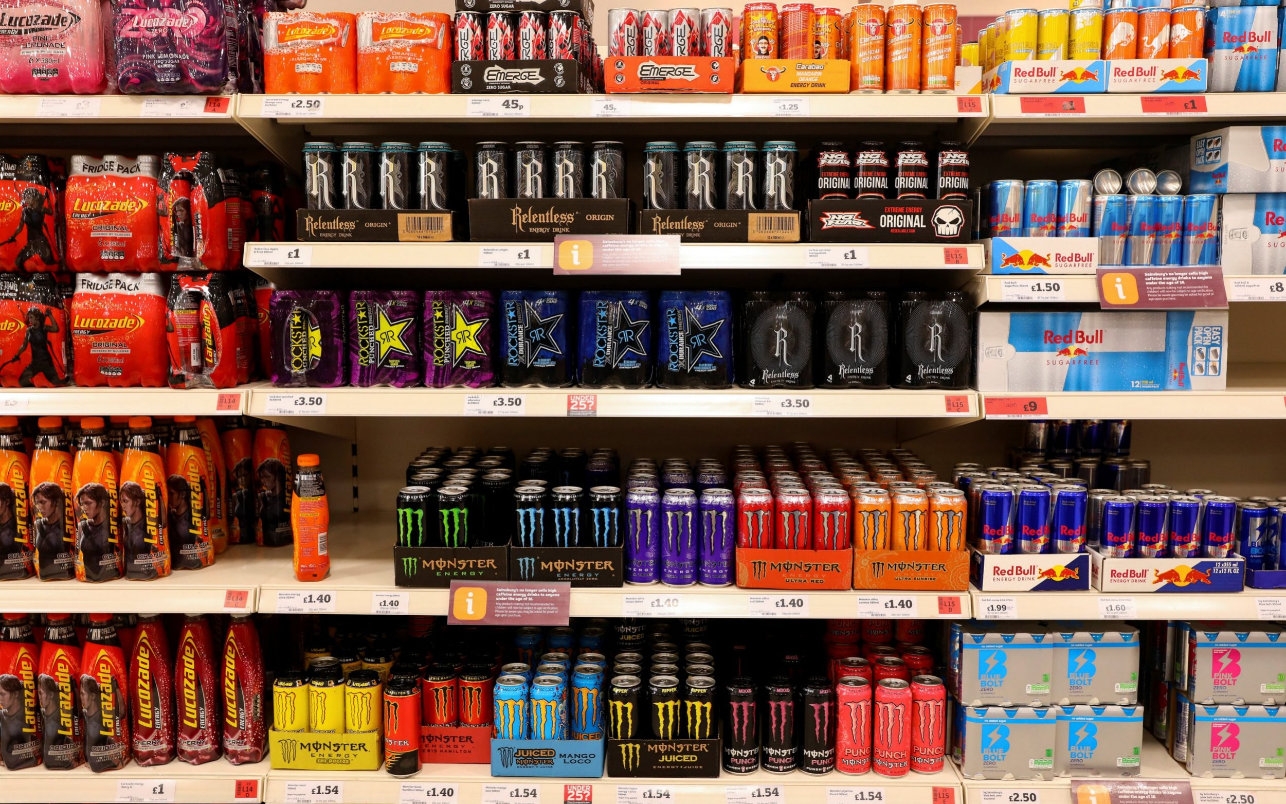 ARE ENERGY DRINKS BAD FOR YOUR HEART AND HEART RHYTHM?