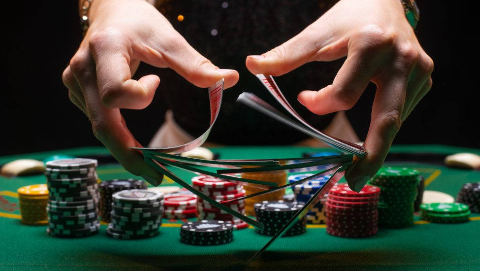 Play Virtual Poker