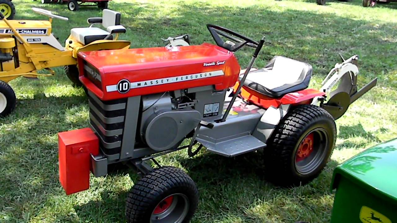 When Should A Yard Tractor Be Made Use Of?
