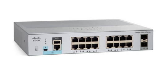 Set up your small office with the Cisco Catalyst 2960-L Series