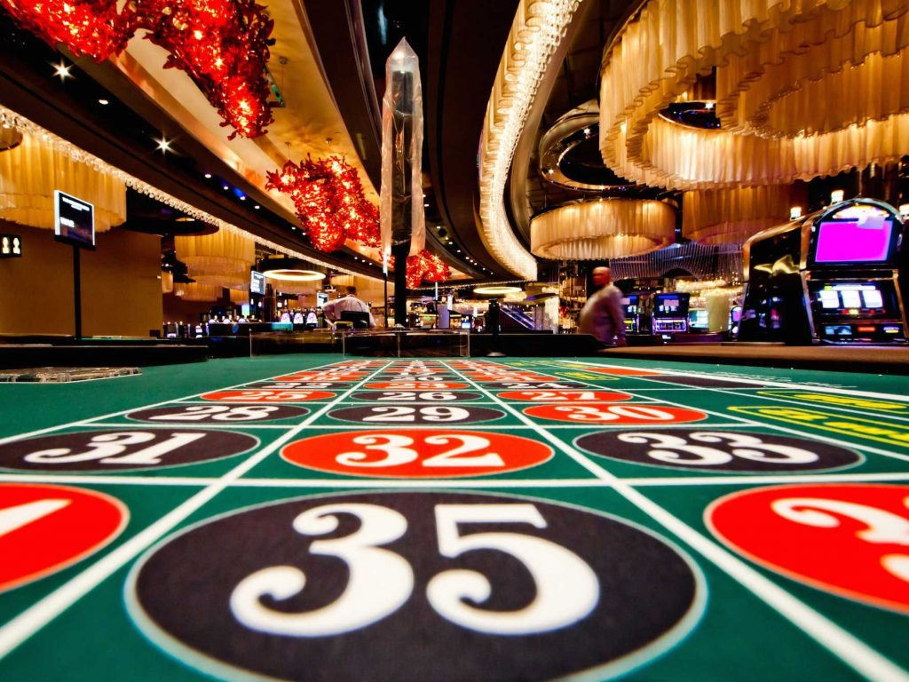 Eight Things You Have Got In Widespread With Gambling