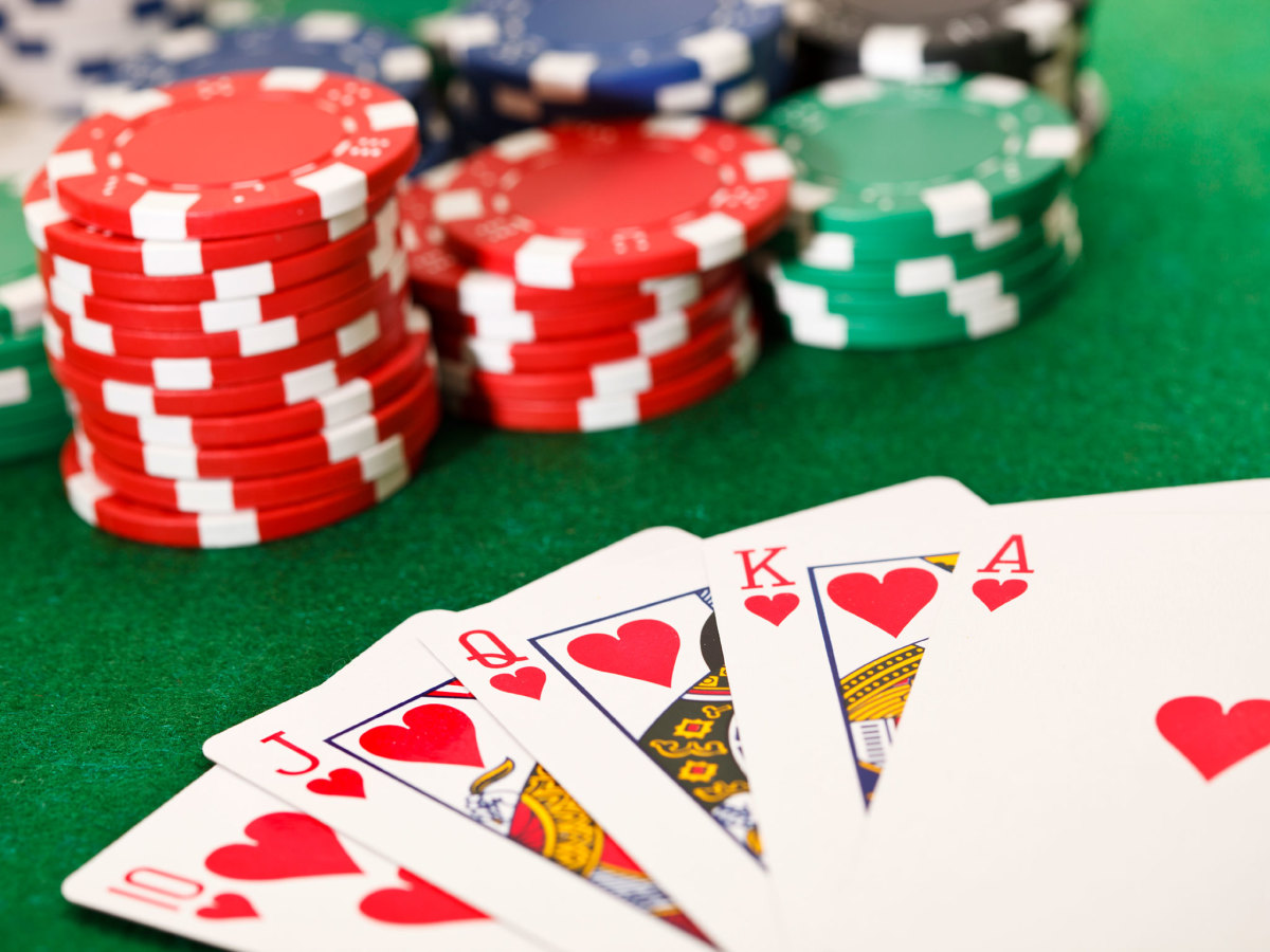 Up In Arms Concerning Online Gambling