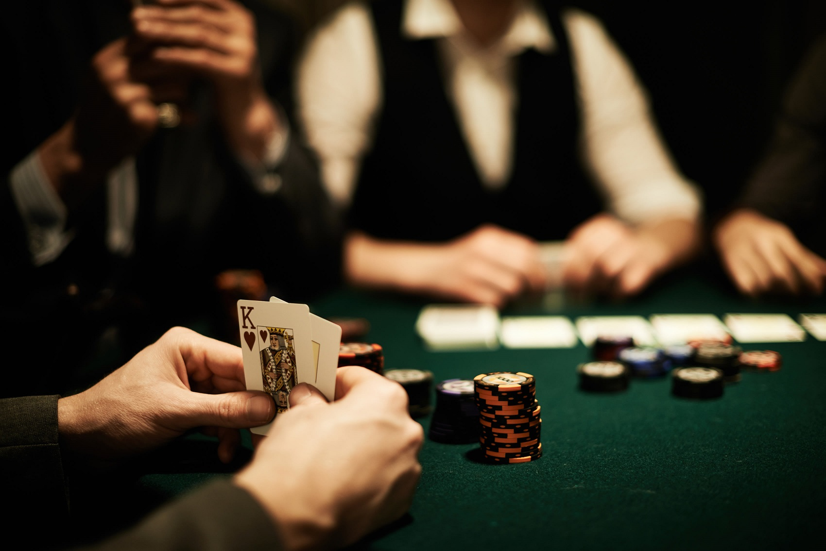 5 Efficient Ways To Get More Out Of Online Casino