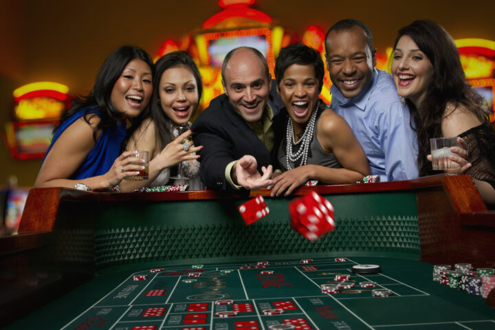 Seven New Definitions About Online Gambling You don't Often