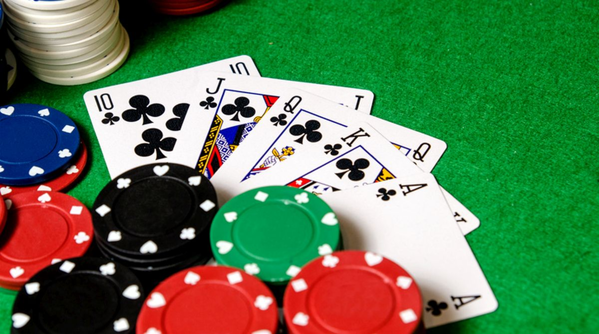 The Dying Of Gambling And The Way To Avoid It