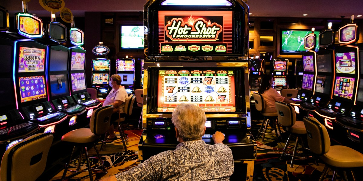 An Evaluation Of 12 Casino Strategies This is What We Learned